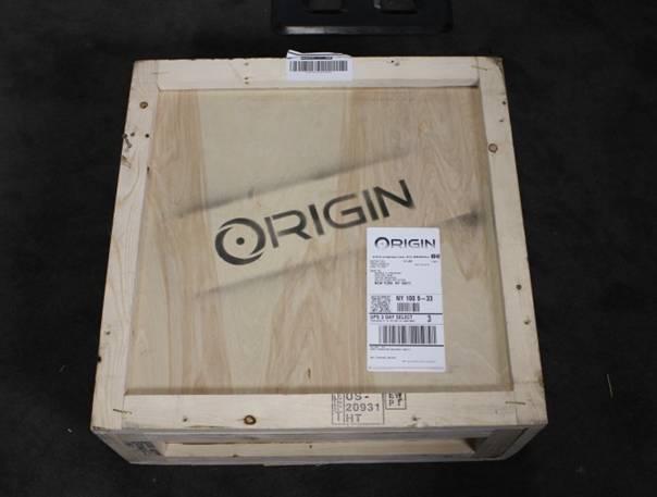 Đập hộp laptop chơi game Origin EON 17-S