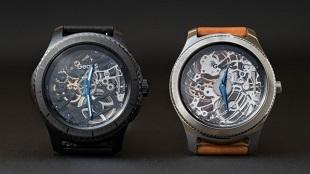 Samsung thử thiết kế Gear S3 theo kiểu... đồng hồ Thụy Sỹ