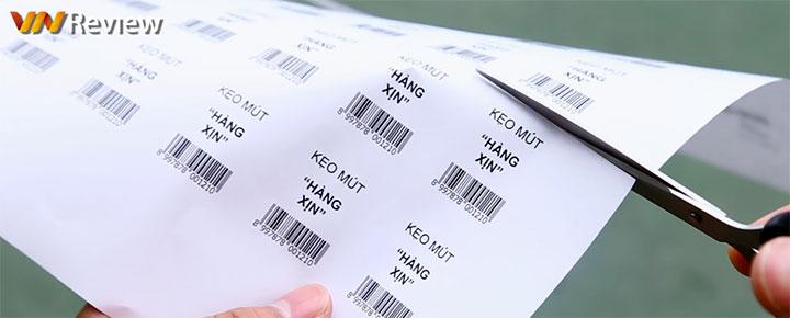 Có nên dựa vào mã vạch để kiểm tra hàng giả, hàng nhái?