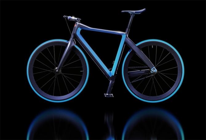 Siêu xe đạp nhẹ nhất trên thế giới của Bugatti, giá gần 40 nghìn USD