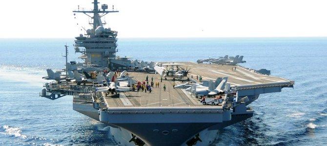 Mỹ theo đuổi dự án áp đảo tên lửa diệt tàu sân bay của Trung Quốc