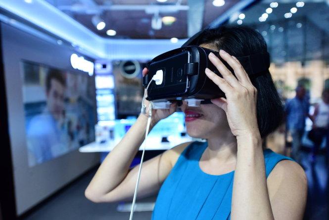 Nên cân nhắc khi dùng kính thực tế ảo