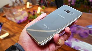 Cận cảnh Galaxy S8 và S8+ chính thức