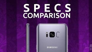 """Galaxy S8+ """"đọ"""" cấu hình cùng iPhone 7 Plus, Pixel XL và LG V20"""