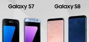 Infographic: Những điểm khác biệt giữa Galaxy S7 và Galaxy S8