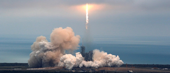 SpaceX phóng thành công tên lửa đã qua sử dụng Falcon 9