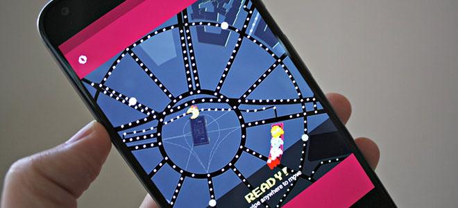 Game Quý cô Pac-Man trên Google Maps kéo dài đến ngày 04/04