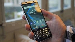 BlackBerry hoãn ngày bán ra KEYone, doanh thu bất ngờ tăng trưởng