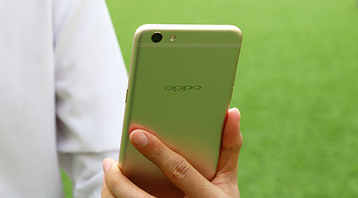 Đánh giá Oppo F3 Plus