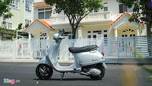 5 mẫu xe máy mới bán tại Việt Nam trong quý I/2017
