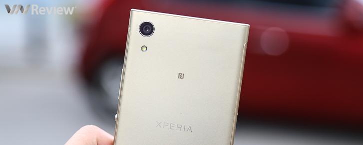 Trên tay Xperia XA1 vừa bán chính hãng: Tân binh đáng gờm