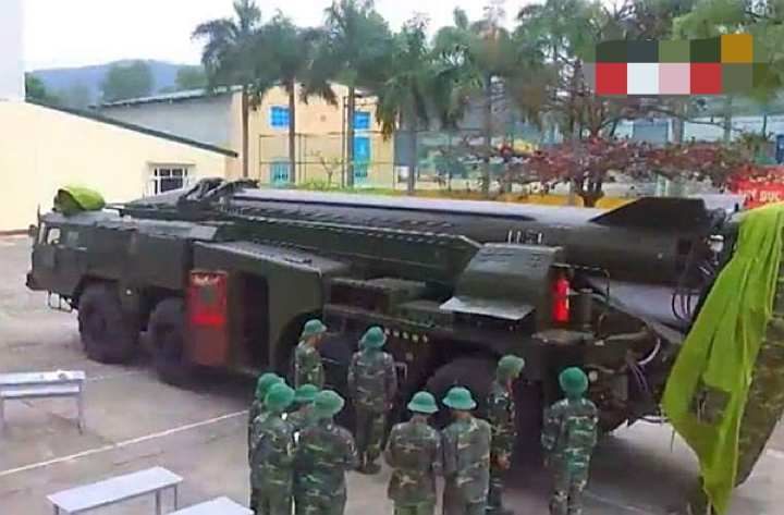 Hình ảnh bệ phóng tên lửa đạn đạo Scud của Việt Nam - VnReview - Tin nóng