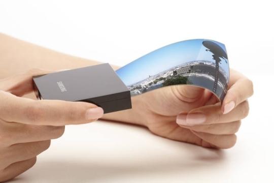 Samsung có thể ra mắt smartphone màn hình gập vào năm 2019