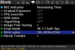 Đã có thể quay video 4K trên Canon EOS 5D Mark III với Magic Lantern