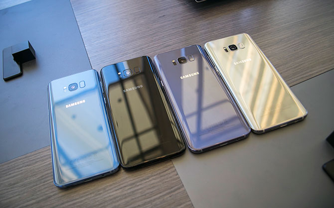 Samsung chia sẻ triết lý thiết kế Galaxy S8