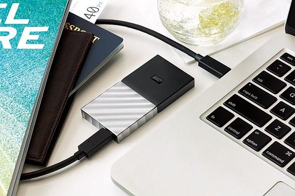 Western Digital ra mắt ổ cứng SSD di động