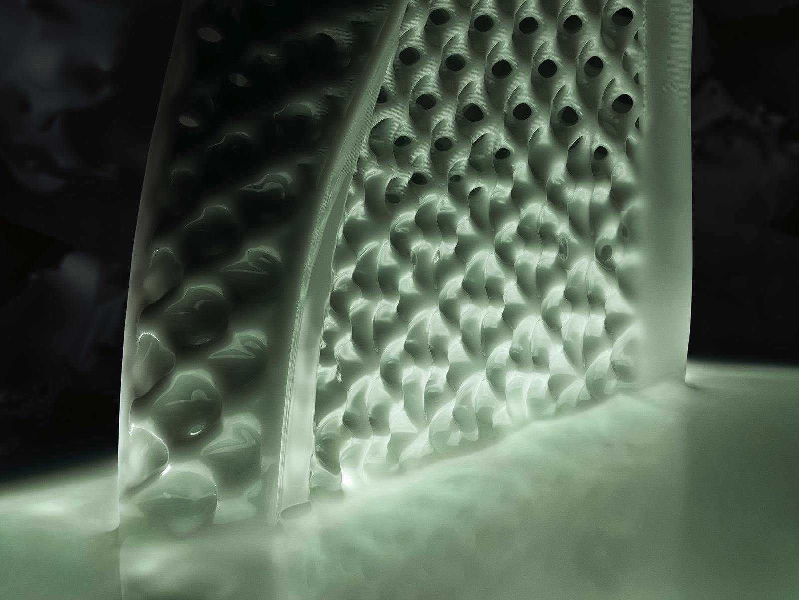 Adidas Futurecraft 4D mở màn kỷ nguyên giày in 3D hàng loạt