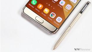 Lộ ảnh Galaxy Note 7 tân trang sắp bán ra