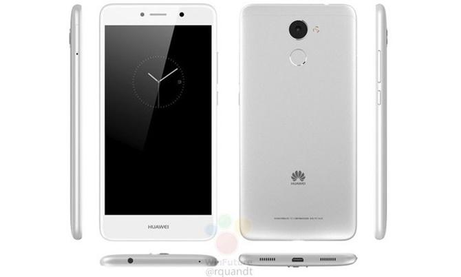Huawei Enjoy 7 Plus trình làng với pin 4000 mAh, chạy Android Nougat