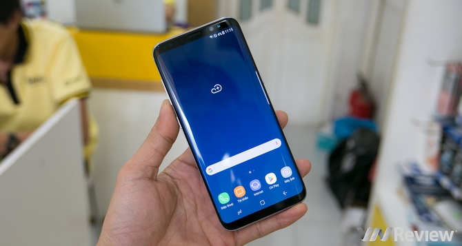 Samsung tuyên bố Galaxy S8, S8 Plus có lượng đặt mua rất lớn