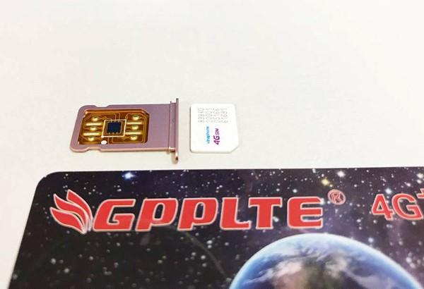 Xuất hiện loại SIM ghép biến iPhone lock thành bản quốc tế