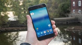 Điện thoại Google Pixel trong tương lai có thể sở hữu màn hình cong