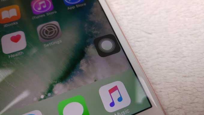 Nhiều người dùng iPhone có thói quen sử dụng tính năng thay cho nút Home cứng