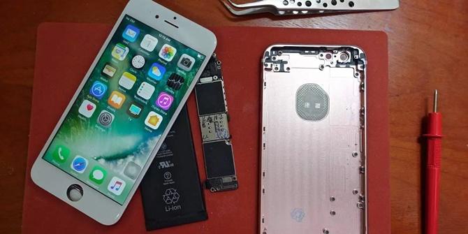 Hacker tự chế iPhone 6s với giá 300 USD tại Trung Quốc