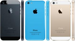 iPhone 5, 5c sắp bị Apple bỏ rơi?