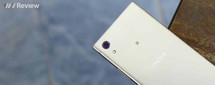 Đánh giá Sony Xperia XA1: camera tốt nhất tầm giá, pin không yếu nữa