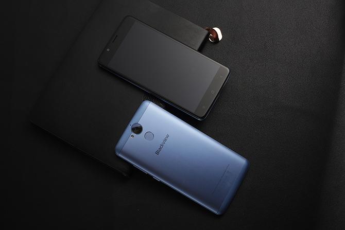 Blackview ra thêm smartphone pin khủng