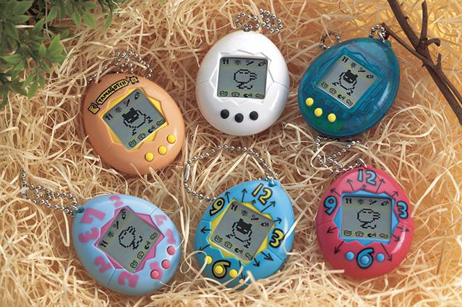 Máy nuôi thú ảo Tamagotchi 1996 tái xuất thị trường