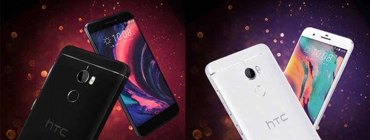 HTC One X10 lộ ảnh báo chí, thân kim loại, pin 4.000 mAh