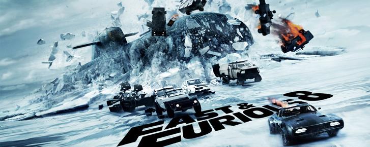 """Fast & Furious 8: Bạn có đủ """"điên"""" để lên xe cùng Vin Diesel?"""