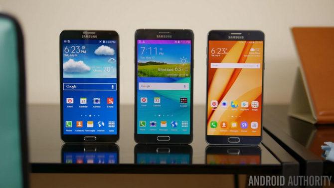 Bất ngờ với mẫu điện thoại Samsung được dùng nhiều nhất tại Mỹ