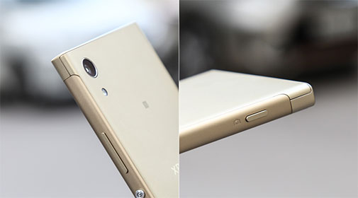 Đánh giá Sony Xperia XA1