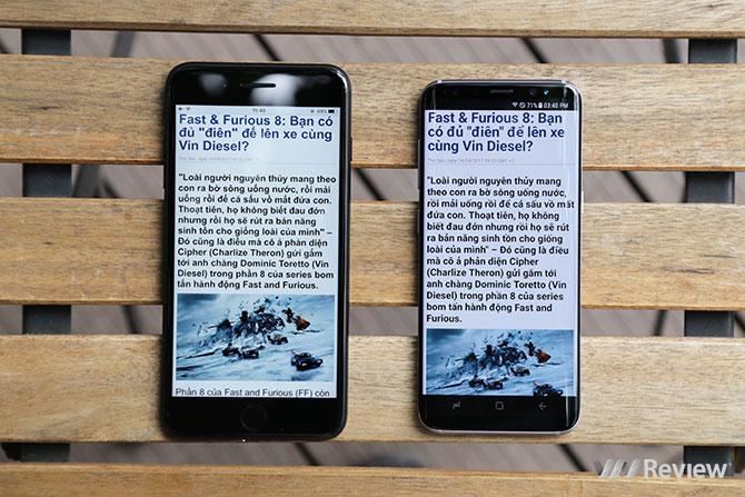DOANH NHÂN Galaxy S8 và S8+ : về 20c giá nhập RẺ QUYẾN RŨ khách !!! - 29