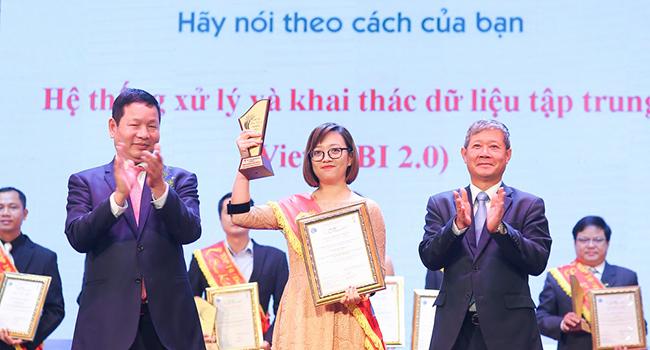 Viettel giành tới 10/64 giải thưởng Sao Khuê 2017