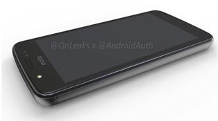 Lộ diện hình ảnh và video bản thiết kế của Moto E4 Plus