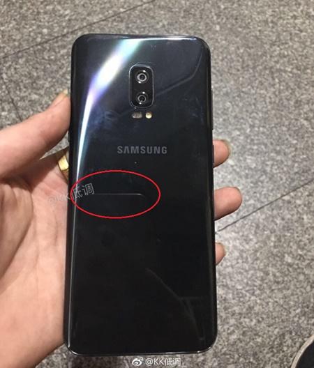 Tiếp tục lộ diện ảnh thực tế bản thử nghiệm Samsung Galaxy S8+ với camera kép ở phía sau