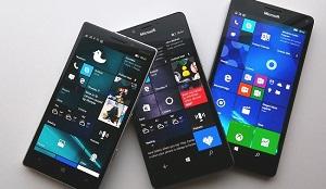 Nguyên nhân chỉ một số ít điện thoại Windows Phone được cập nhật lên Creators Update