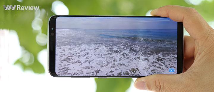 Vài ngày trải nghiệm Galaxy S8: những điểm thích và không thích