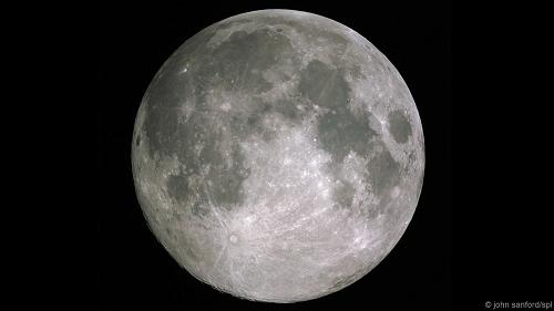 Mặt trăng có thể từng là một phần của Trái đất
