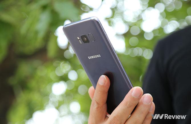 DOANH NHÂN Galaxy S8 và S8+ : về 20c giá nhập RẺ QUYẾN RŨ khách !!! - 20