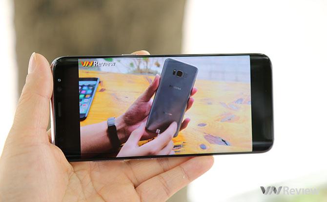 DOANH NHÂN Galaxy S8 và S8+ : về 20c giá nhập RẺ QUYẾN RŨ khách !!! - 27
