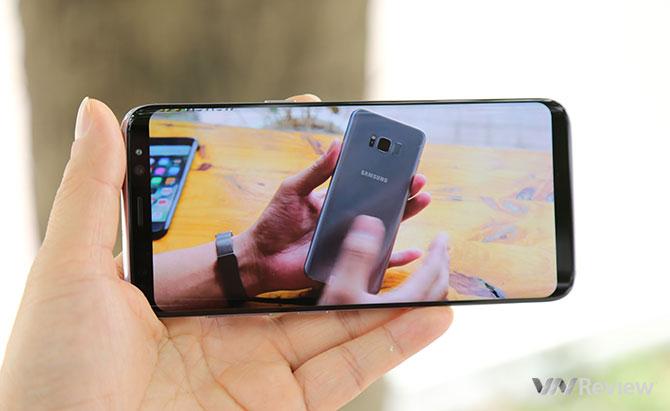 DOANH NHÂN Galaxy S8 và S8+ : về 20c giá nhập RẺ QUYẾN RŨ khách !!! - 28