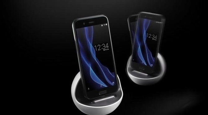 Sharp giới thiệu flagship Aquos R: chip Snapdragon 835, camera 22.6 MP
