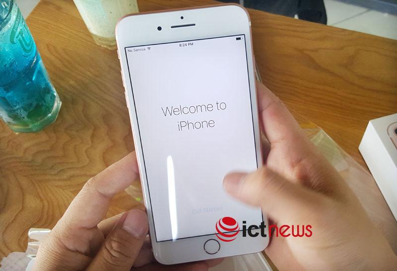 iPhone lock không bị làm giá vì SIM ghép