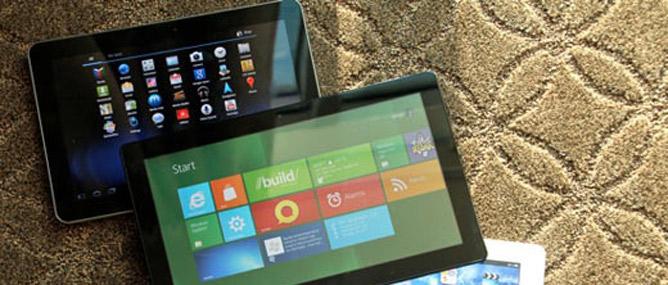 HP sẽ có tablet chạy Window 8 trong năm nay