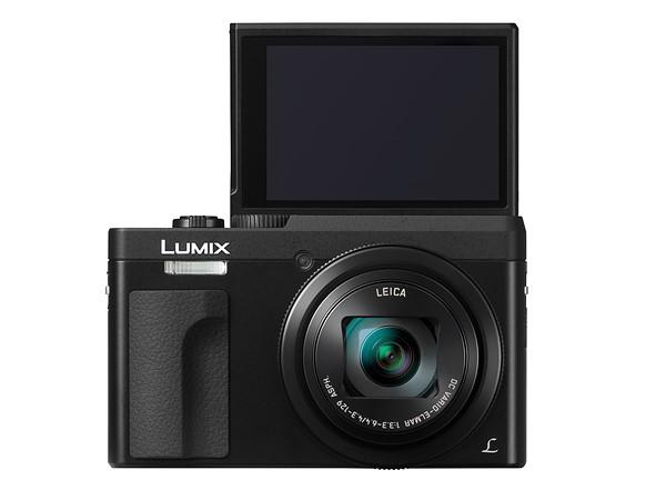 Panasonic ra ống kính Leica 8-18mm cùng máy ảnh compact